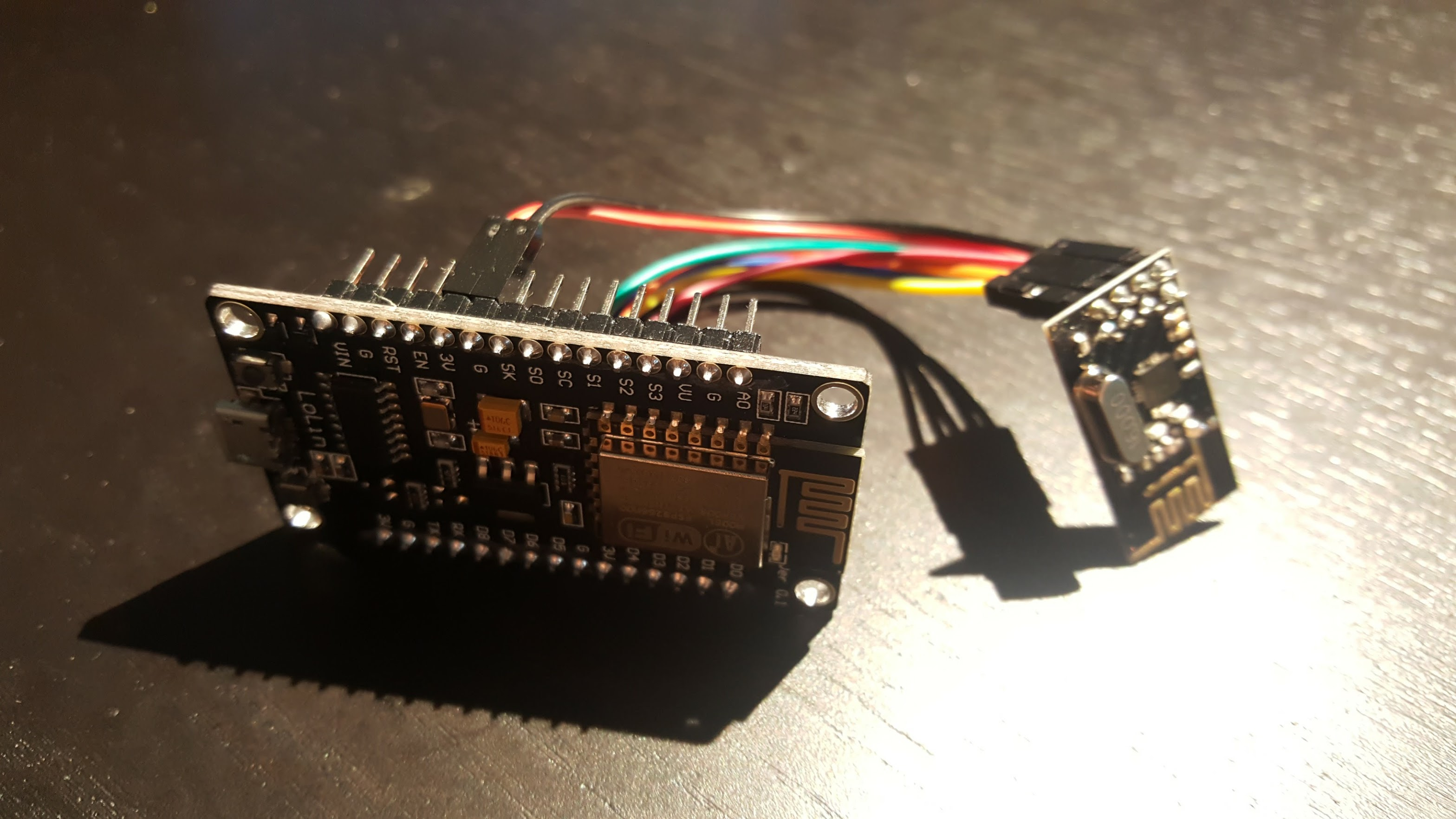 Milight WiFi Gateway Emulator on an ESP8266 – Chris Mullins